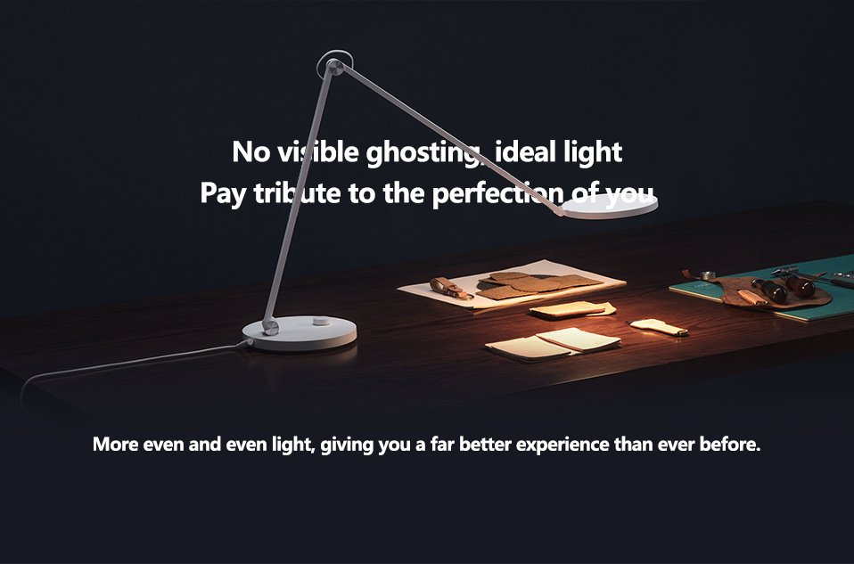 Xiaomi Mijia LED Desk Lamp Pro Smart Eye Protection Table Lamps Dimming Reading Light Work with Apple HomeKit Reading Light (25)