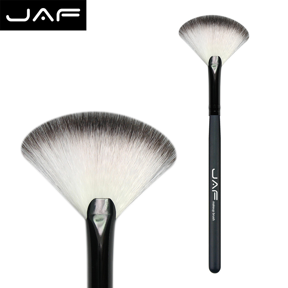 Natural Makeup Brushes Cosmetic Tools Soft Synthetic Hair Wood Handle For Wholesale Fashion Woman fiber Pinceaux