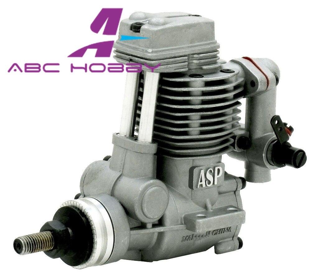 Asp fs30ar motore asp fs30ar nitro motore 30th 5cc due 4 stock quattro magazzino per l'aeroplano consiglia prop9x6 rpm2500 11500-in Componenti e accessori da Giocattoli e hobby su  Gruppo 1