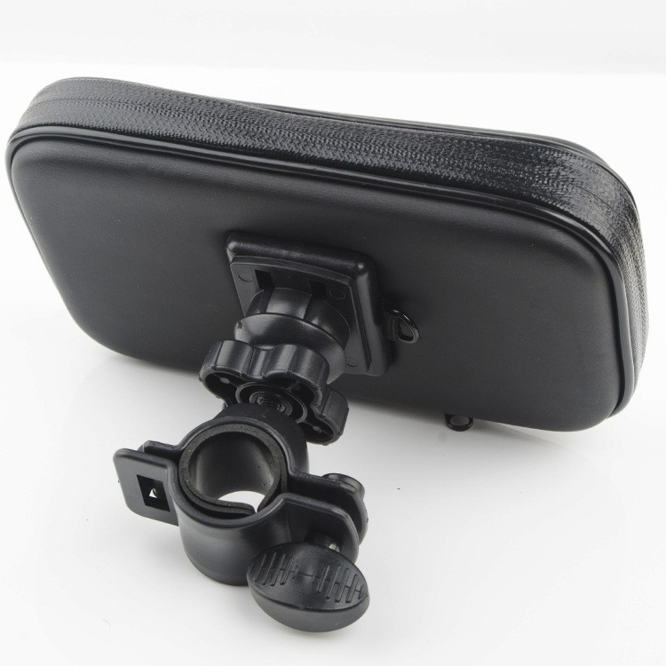High-Quality-Bicycle-Motor-Bike-Motorcycle-Handle-Bar-Holder-Waterproof-Case-Bag-EVA-Foam-pad-5 (4)
