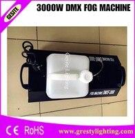 fog Machine Remote Control DMX512 Wireless 3000W Smoke Machine Stage