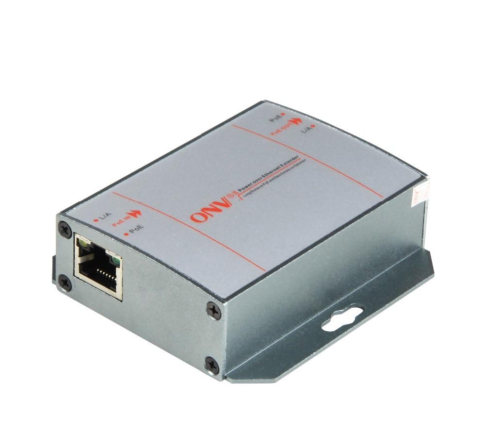 купить 10/100M PoE Extender; 1x RJ45 input port; 1x RJ45 PoE output port 25.5W (IEEE802.3at) онлайн