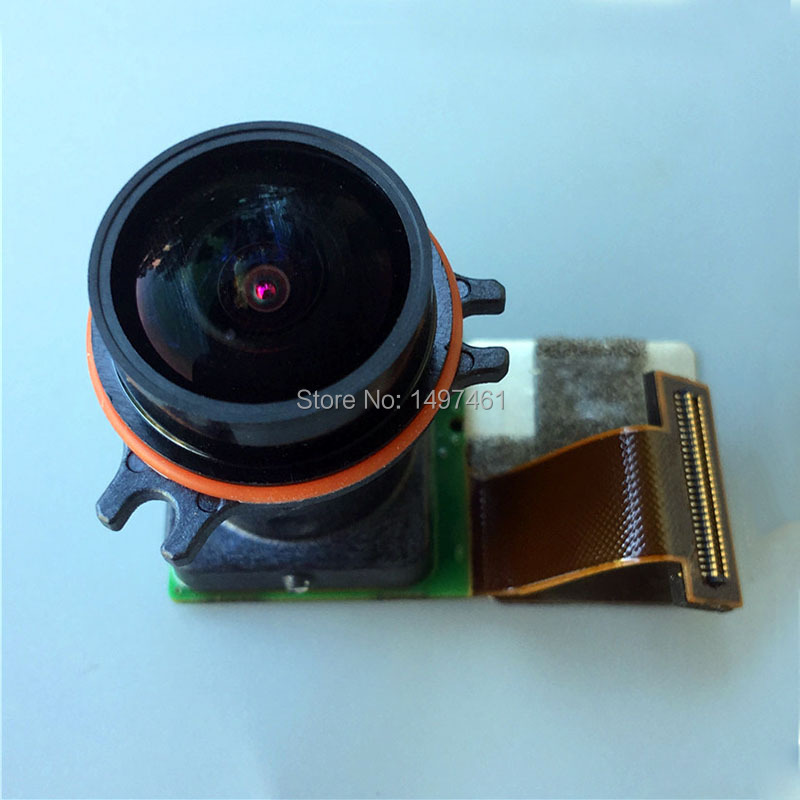 Optical fish eye lens with CCD image sensor assembly repair parts For GoPro Hero5 Black Actioncam upd8821cz d8821cz cdip 40 color ccd linear image sensor