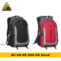 KIMLEE 25L Large Capacity Outdoor Sports Backpack Polyester Travel Hiking Camping Climbing Backpack Bags With Rain