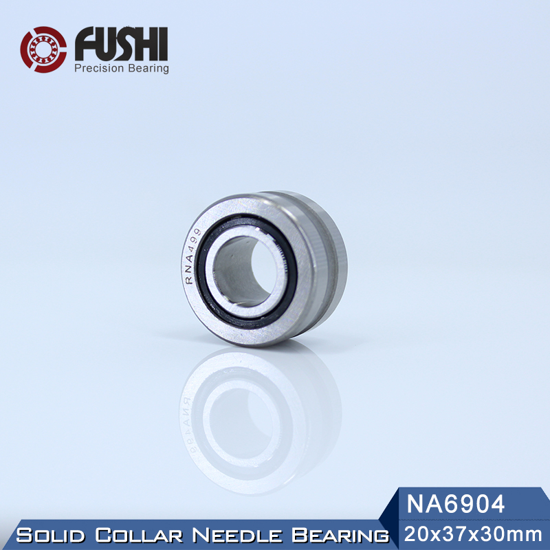 NA6904 Bearing 20*37*30 mm ( 1 PC ) Solid Collar Needle Roller Bearings With Inner Ring 6534904 6254904/A Bearing