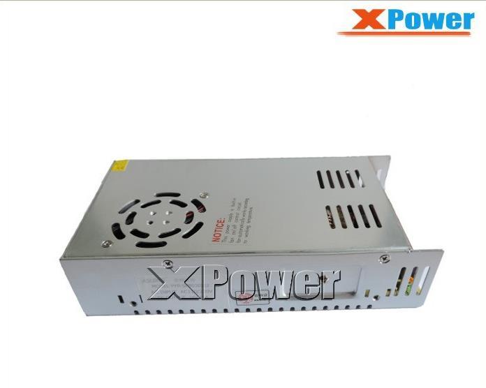 En gros 220 v 110 v AC à 24 V DC transformateur 15A adaptateur secteur à DC alimentation 3 voies de sortie pour dispositif de moteur à courant continu