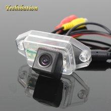hd ccdナイトビジョン高品質逆車のカメラリアバックアップカメラ 背面図リバースカメラ用トヨタfjクルーザー2007〜2011