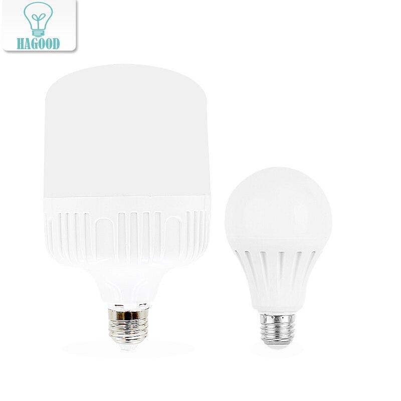 Helpful High Full Power 220v 3w 5w 7w 9w 18w 28w E27 Led Bulb Lamp Smd 2835/5730 For Home Living Room Night Light Chandelier Ceiling Led Bulbs & Tubes