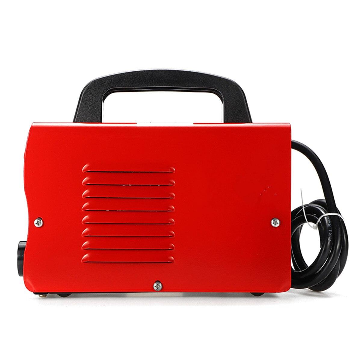 10-200A 4000 W Handheld Mini MMA IGBT Inverter 220 V Mini Elektrische ARC Schweißen Schweißer Inverter Maschine Werkzeug