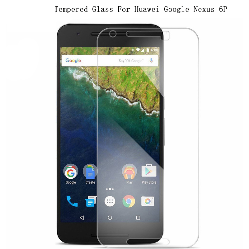 Nexus 6 P Экран протектор Супер 9 H 2.5D взрывозащищенные sundatom закаленное Стекло для Huawei google nexus 6 P 5.7 дюймов