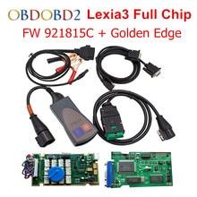 A + + Qualität Platine Diagbox V7.83 Lexia Lexia3 FW 921815C voll Chips PP2000 Lexia 3 V48 Mit 12 stücke Relais 7 stücke optokoppler
