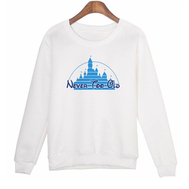 Printed Letter Print Sweatshirt Woman Casual Long Sleeve Print Tracksuit Hoodie Plus Size Brand Sweatshirt Women Ladies W-R11012