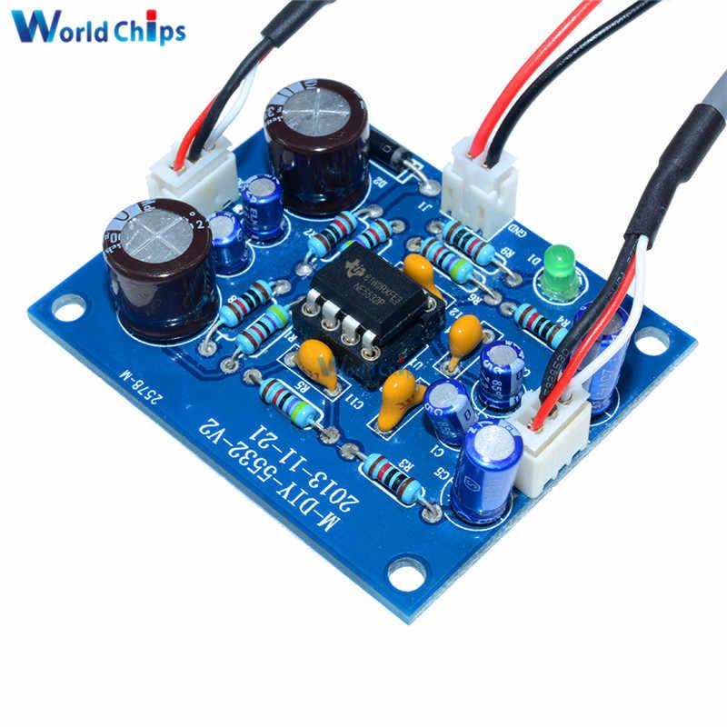 NE5532 مكبر للصوت مجلس OP-AMP HIFI مكبر للصوت إشارة بلوتوث مكبر للصوت في الأوراق المالية