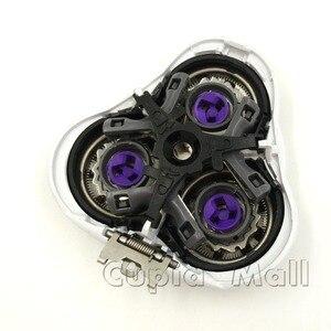 Image 2 - החלפת מכונת גילוח ראש + צלחת + מחזיק עבור philips HQ7310 HQ7320 HQ7325 HQ7340 HQ7345 HQ7350 HQ7360 HQ7380 מכונת גילוח