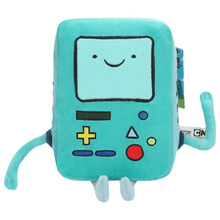 Dolls Plush-Toy Adventure-Time BMO Time-Cartoon Anime Finn Soft Party-Supplies Jake Stuffed