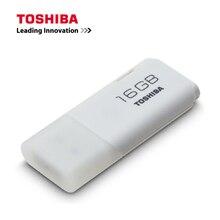 Chính hãng TOSHIBA USB 2.0 U202 Bút 16GB đĩa USB TransMemory Đèn Thẻ Nhớ Nhựa Pendrive