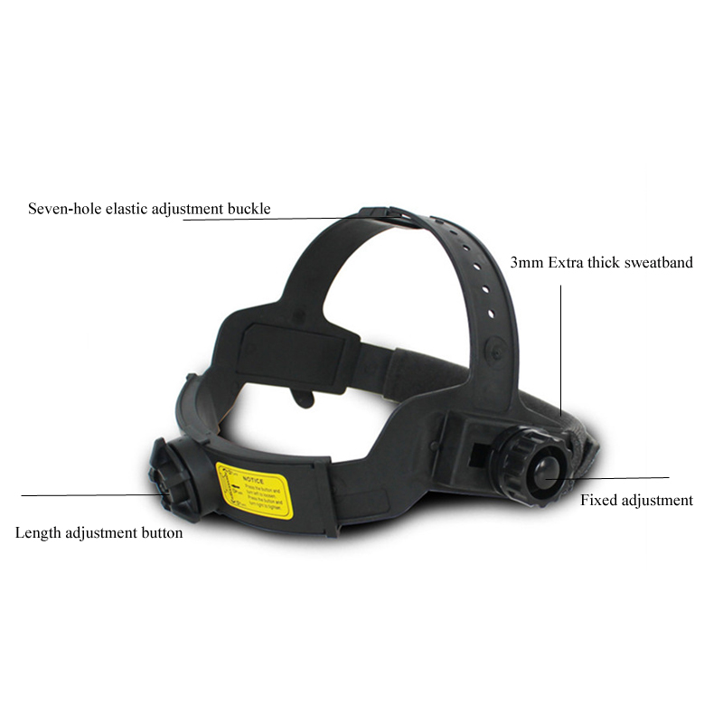 Automatic dimming welding mask (2)