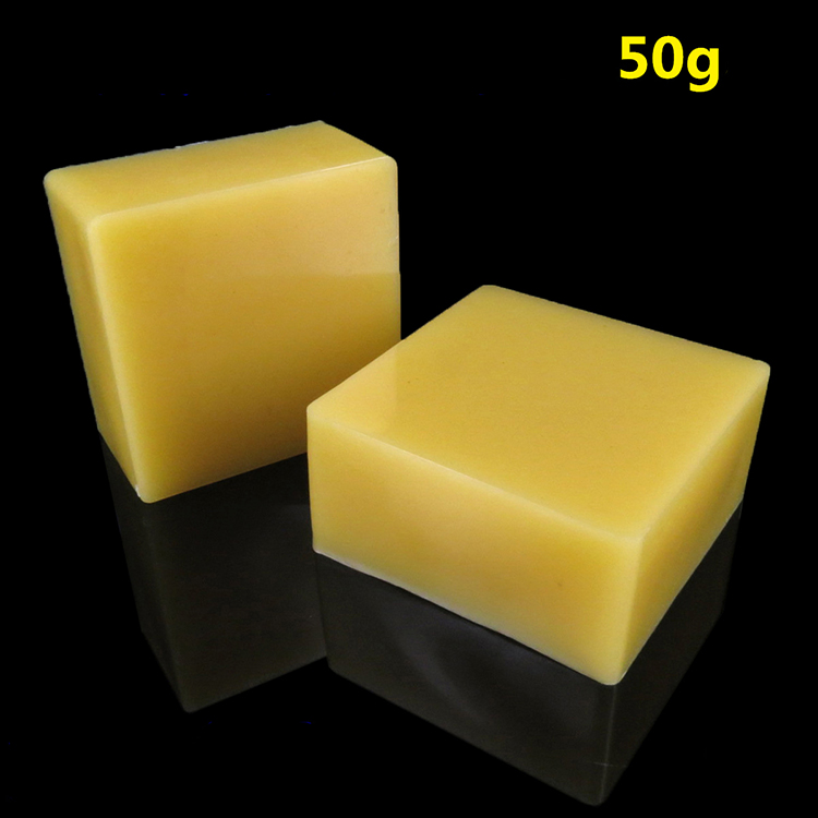 1PC 100% Organic Natural Pure Beeswax 50G Honey High Grade Wax Bee Cosmetic  Maintenance Protect Wood Furniture Polishing Special In Abrasive Tools From  ...