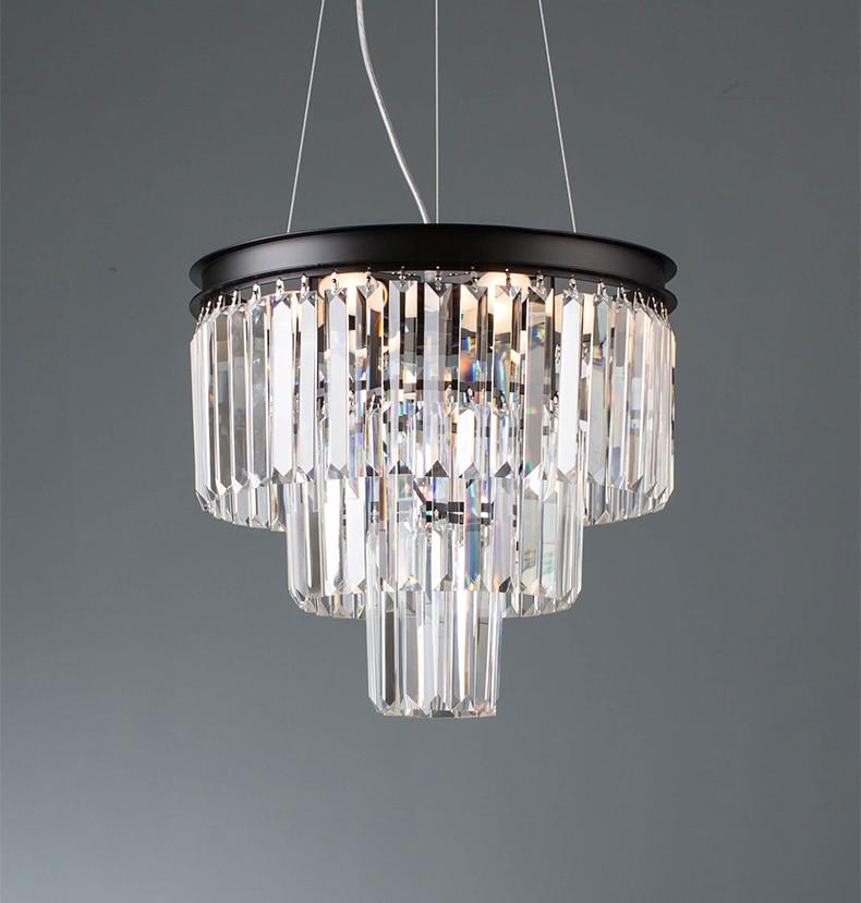 Phube Lighting Modern Crystal PendantLight Lighting Living Room Pendant Light Lustre +Free shipping!