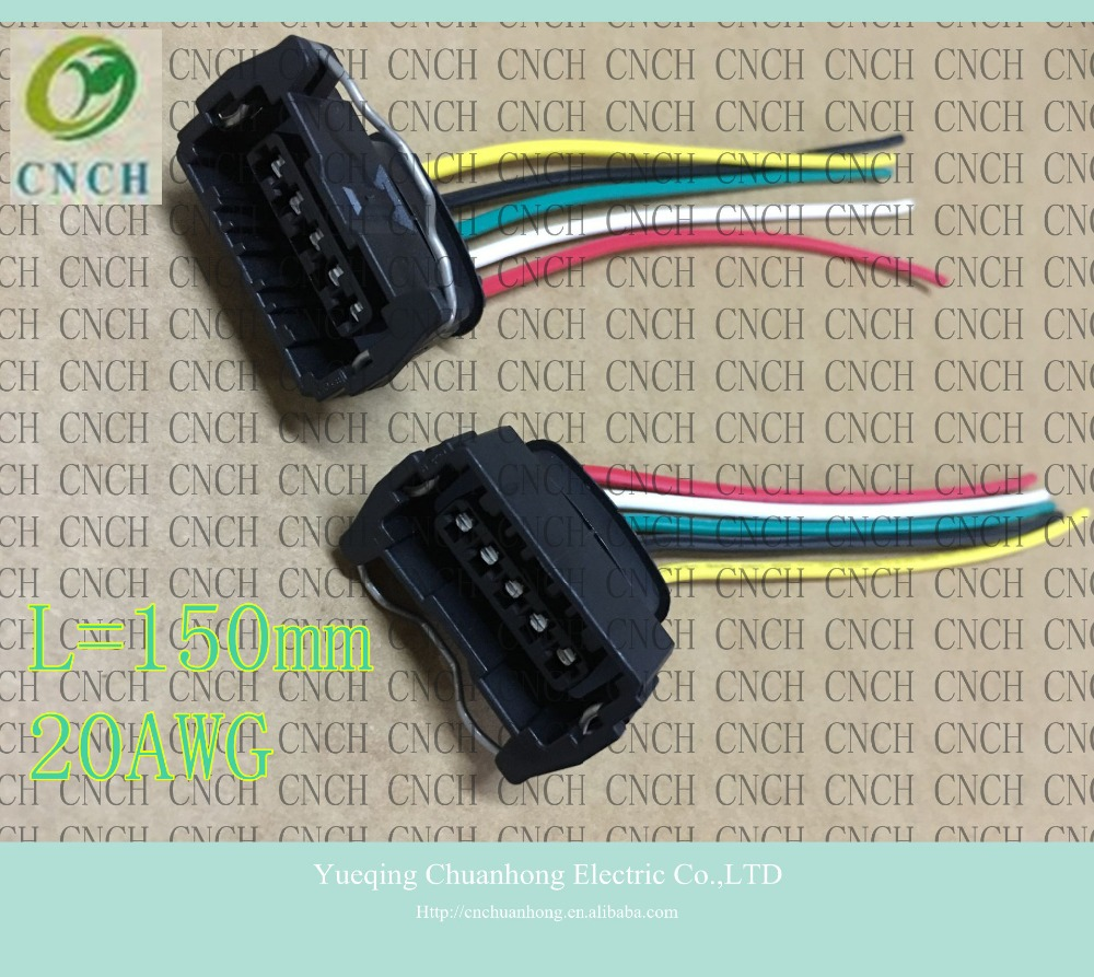 online shop cnch 5pin 150 mm compressor waterproof connector online shop cnch 5pin 150 mm compressor waterproof connector wiring harness plug car electric connector plug and wire harness aliexpress mobile