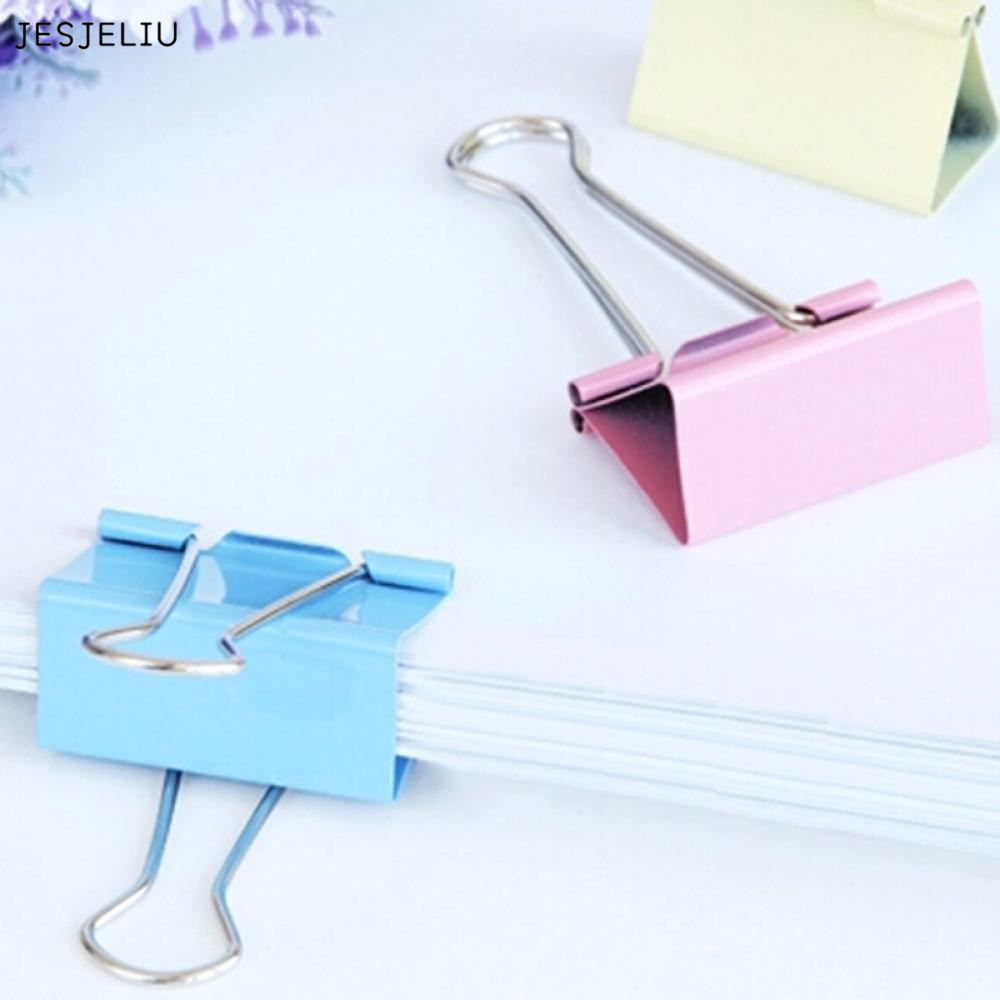 Honest 1pc Magnetic Clip Dispenser Paper Holder Square Box Case Random Color-pc Friend Office & School Supplies Desk Accessories & Organizer