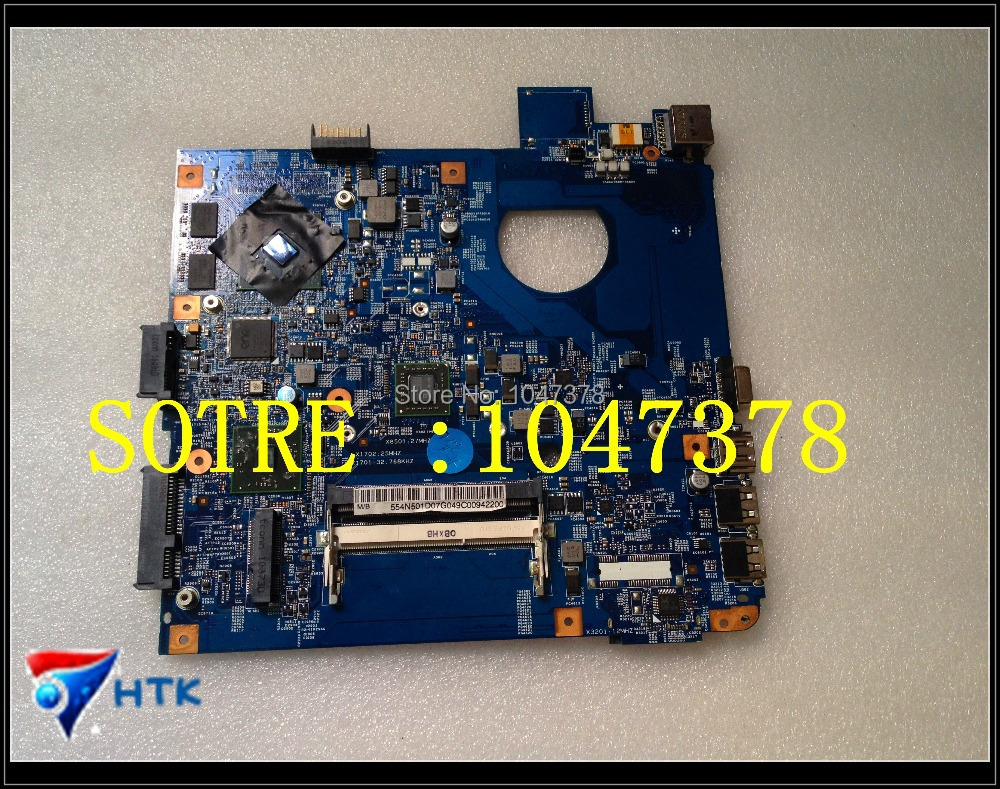 Wholesale 48.4N501.0SB FOR ACER ASPIRE 4551 LAPTOP MOTHERBOARD WITH CPU 100% Work Perfect