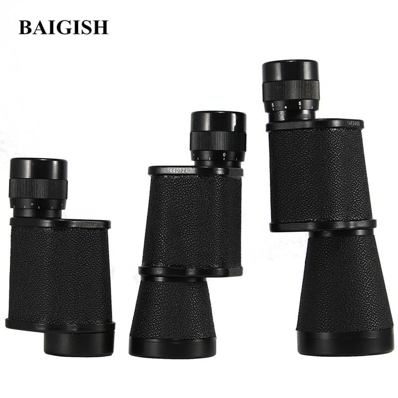 Original Russian Military Monocular Baigish Professional Telescope High Quality Mini Portable binocular Sports Hunting Concert цена
