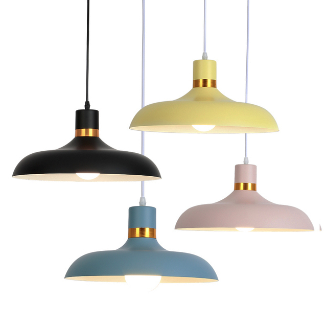 Lighting Stores And Light Fixtures: Aliexpress.com : Buy Nordic Simple Pendant Lights AC110V