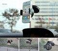 Universal de 360 grados de giro Del Parabrisas Del Coche Montaje de teléfono móvil de la célula sostenedor del soporte soportes para iphone 7 samsung s6 smartphone j5 GPS