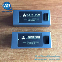 1 pair Original ilsintech F1 B SWIFT F1 SWIFT R5 Fiber Fusion Splicer battery packs