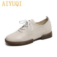 Aiyuqi/Женская обувь; Большие размеры 43; Новинка 2020 года;