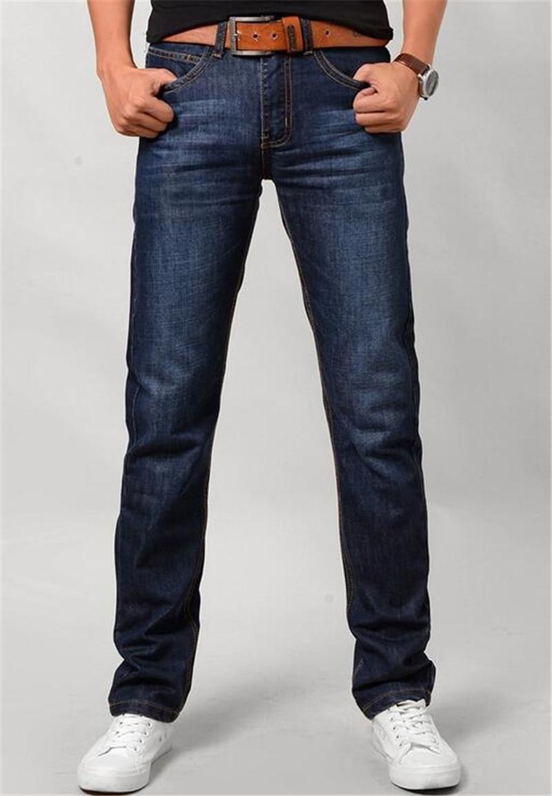 Jeans hombre Brand 2016 Տղամարդկանց բեռների - Տղամարդկանց հագուստ - Լուսանկար 5
