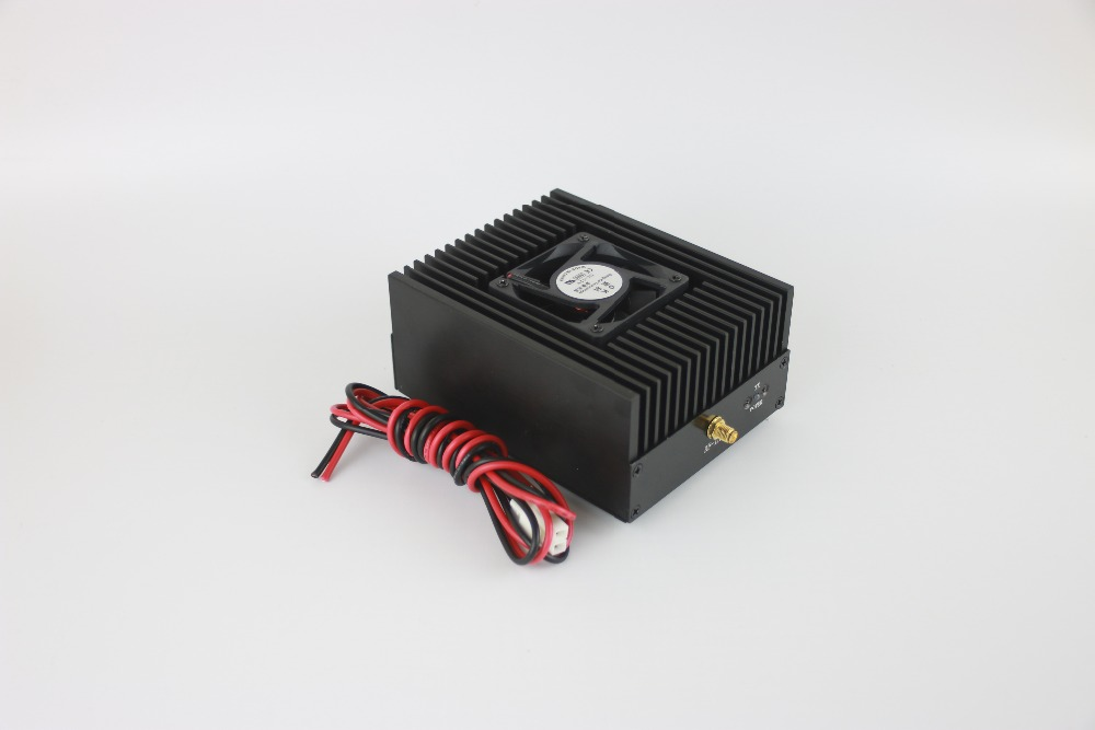 2019 40W VHF 136-170MHZ Ham Radio Power amplifier RF Power amplifier FM  power amplifier For DMR, DPMR, P2S, digital C4FM, SFK