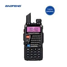 100% оригинальная Портативная радиостанция baofeng с каналом