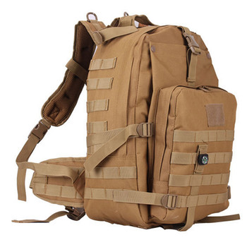Outlife Hotsale 4 Color Military Tactical Backpack Shoulder Camping Hiking Camouflage Bag Hunting Backpack Utility
