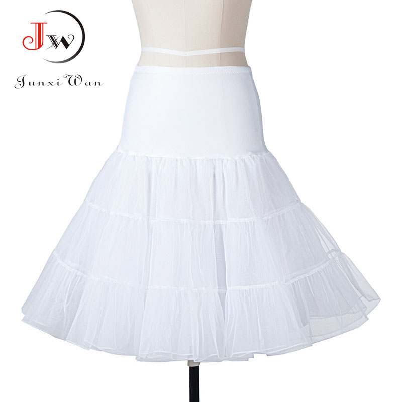 pettiskirt white