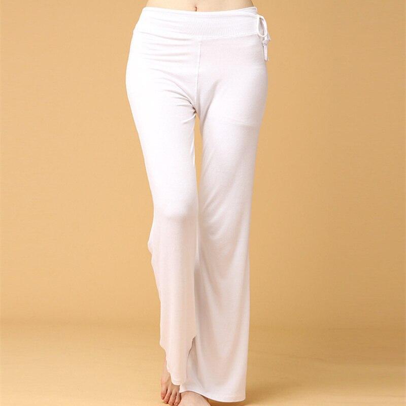 women 2016 modal yo-ga pants big yards pants home pants practice trousers female loose comfort lady homewear pants S2786