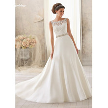 H007 Vintage Lace Top Wedding Dresses Turkey 2016 Plus Size Vestido De Noiva Custom Made Bridal Gown robe de mariage Elegant New