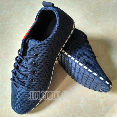 GOXPACER Spring And Autumn New Light Men Shoes Men Flats Network Gauze Breathable Casual Shoes Flats Men Fashion Summer