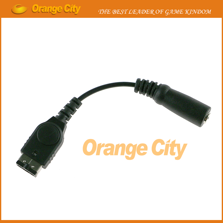Game boy color kabel - 3 5mm Headphone Earphone Jack Adapter Kabel Kabel Untuk Game Boy Maju Gba Sp China