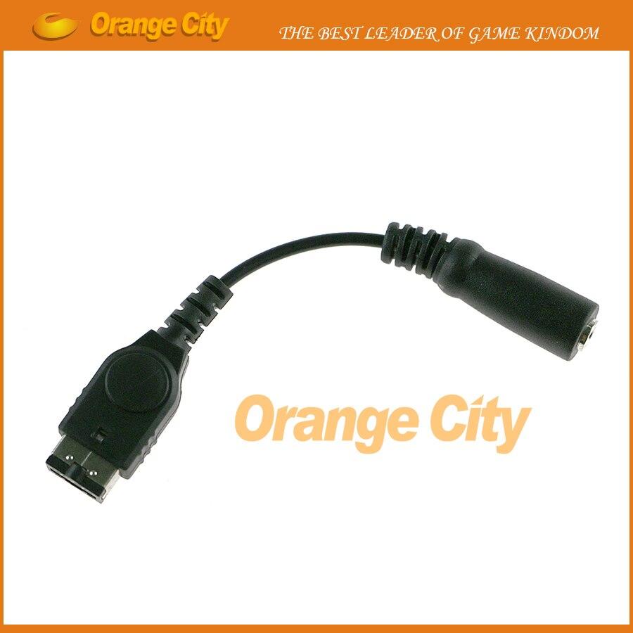 Game boy color kabel - 3 5mm Hoofdtelefoon Koptelefoon Jack Adapter Cord Kabel Voor Gameboy Geavanceerde Gba Sp China