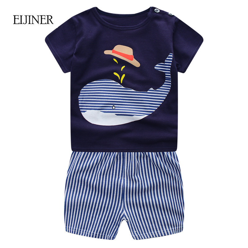 Cartoon-Newborn-Baby-Boy-Clothes-Summer-2017-New-Baby-Boy-Girl-Clothing-Set-Cotton-Girls-Clothing-Baby-Clothes-tshirtshort-Pant-2