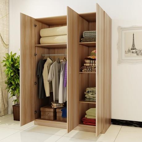 Armario Muebles de dormitorio Muebles para el hogar panel de madera ...