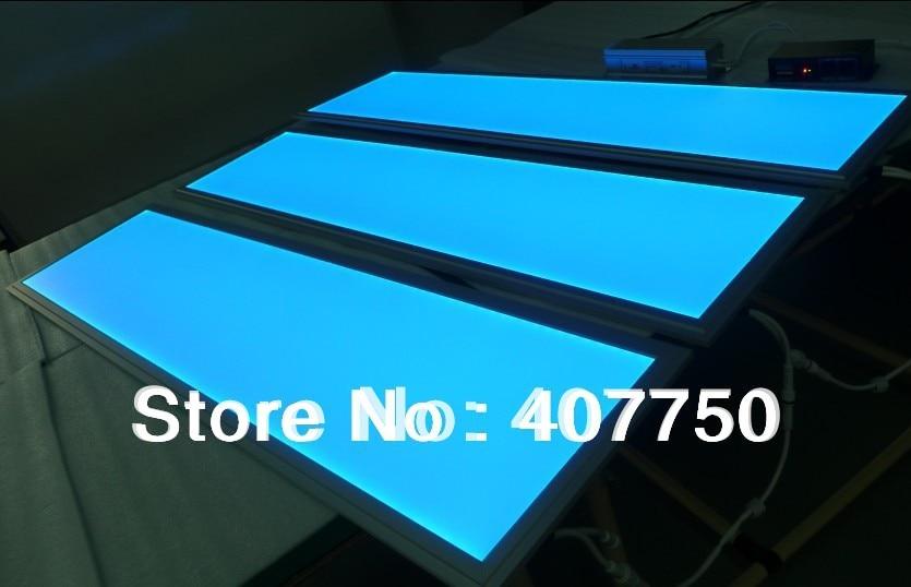 dxx valdomas 600x600mm SMD 5050 144vnt. RGB LED skydelis 35W - LED Apšvietimas - Nuotrauka 2
