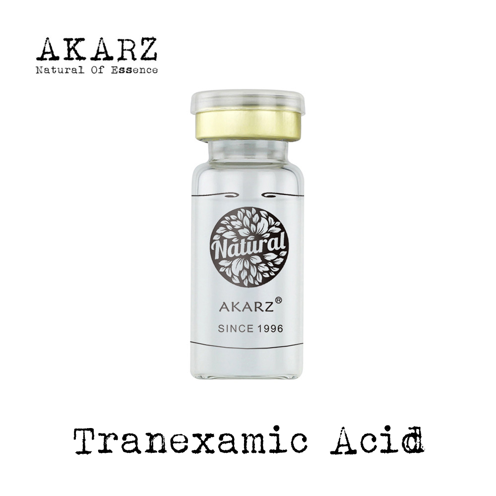AKARZ Famous Brand Natural Tranexamic Acid Solution Serum Extract Essence  Face Serum Fade Melanin Face Skin Care Products