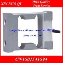 Célula de carga de alta precisión, sensor de peso, sensor de pesaje L6H5 4KG 8kg 10KG 15KG 20KG 30KG