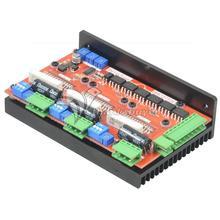 LV8727 3 axis 4.2A Stepper Motor Driver Controller Board 128 Segment 1M Khz CNC Engraving Machine Drive