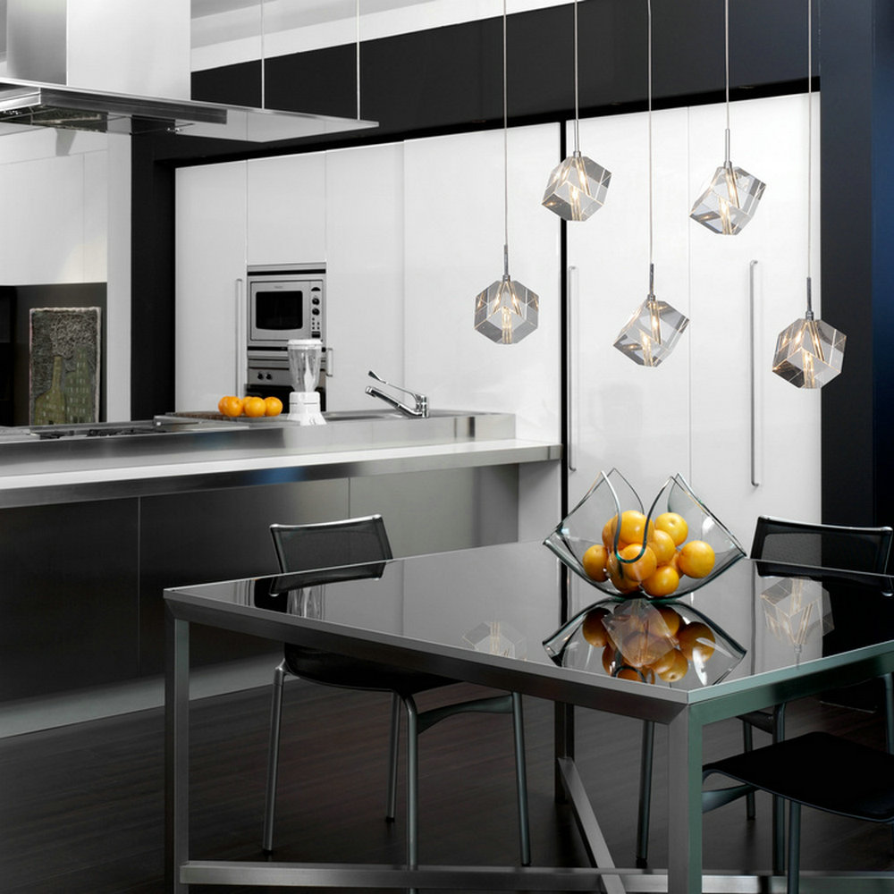 Crystal Kitchen Island Lighting Popular Crystal Lighting Pendant Buy Cheap Crystal Lighting
