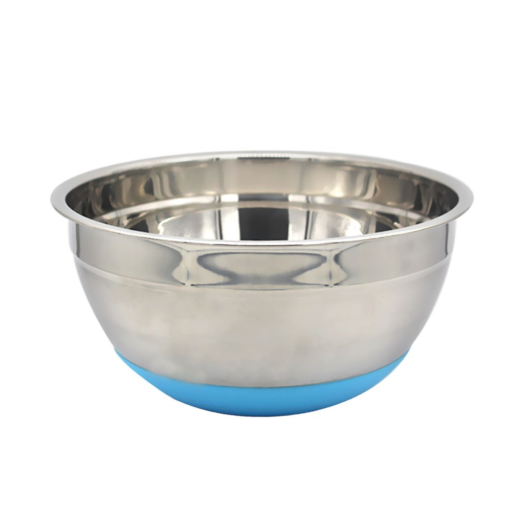 Goldbaking Stainless Steel Non Skid Base Mixing Bowl ...
