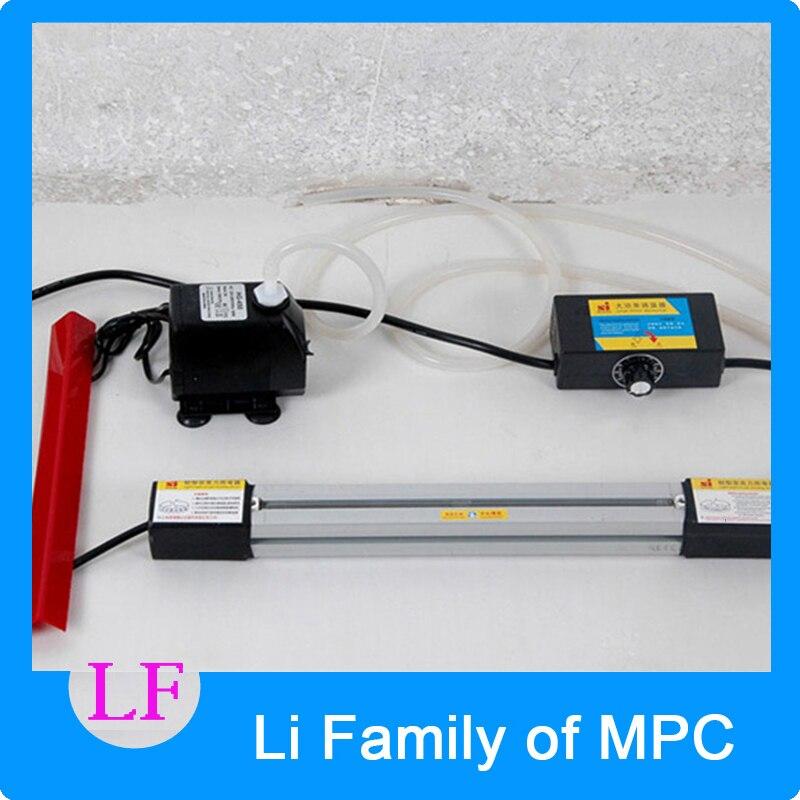 1 set 49''(125cm)Acrylic Hot-bending Machine Plexiglass PVC Plastic board Bending Device Advertising signs and light box  цены